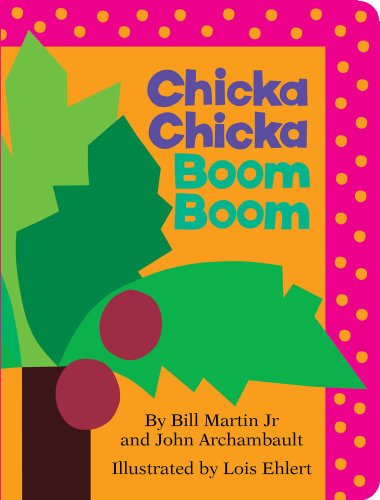 Chicka Chicka Boom Boom (Board Book) (Rainbow Fish Book compare prices)