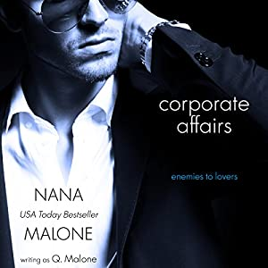 Corporate Affairs: Erotic Romance Novella Audiobook