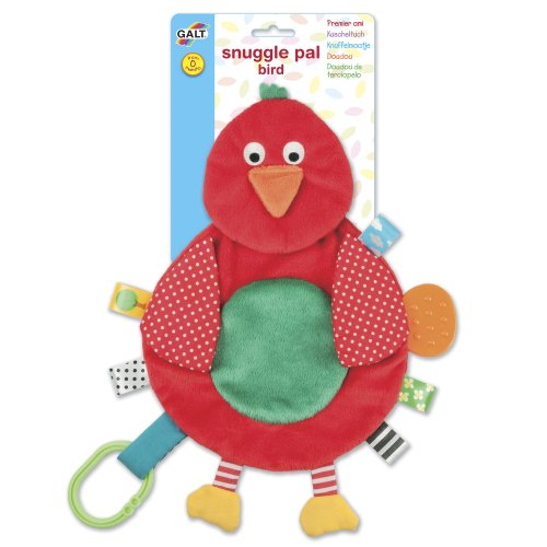 Galt Snuggle Pals - Bird Toy - 1