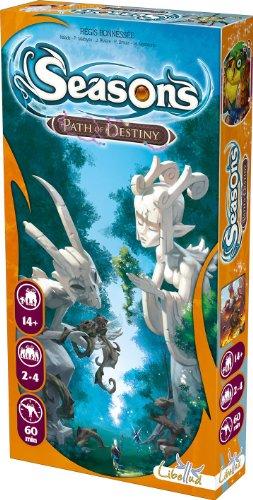 Seasons: Path of Destiny Gioco di carte [importato da UK]