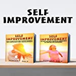 Self Improvement, 2 Books: Daily Habits for Self Improvement & The 30 Day Self Improvement Challenge |  Perfect Self