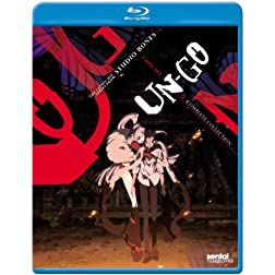 Un-Go: Complete Collection [Blu-ray]