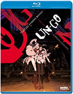 Un-go Complete Collection Blu-ray from Section 23