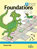 Foundations A Manuscript Workbook by Logic of English