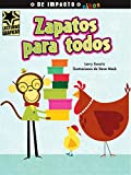 img - for Zapatos para todos (Lecturas Graficas / Graphic Readers) (Spanish Edition) book / textbook / text book