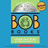 BOB Books Set 1 Bind-up: Books #9-12 + CD (0545019206) by Maslen, Bobby Lynn