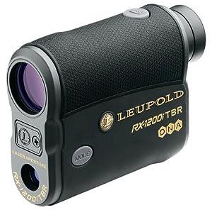 Leupold RX-1200i TBR Compact Digital Laser Rangefinder With 119360 by Leupold