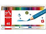 カランダッシュ ファンカラー 色鉛筆40色セット 1288-340