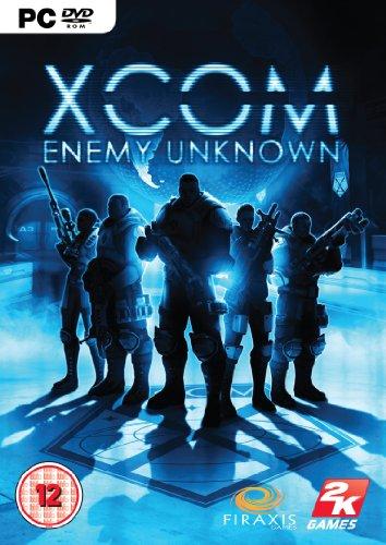 XCOM Enemy Unknown (PC DVD)