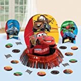 Cars Table Decorating Kit