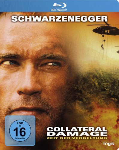 Collateral Damage - Steelbook [Blu-ray] [Limited Edition]