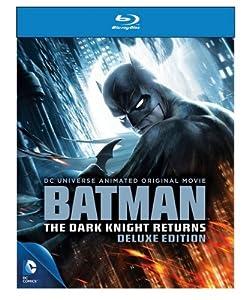 Dcu: Batman: Dark Knight Returns [Blu-ray] [US Import]