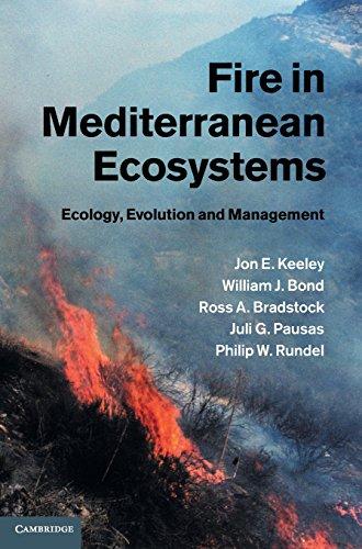 Fire in Mediterranean Ecosystems Hardback