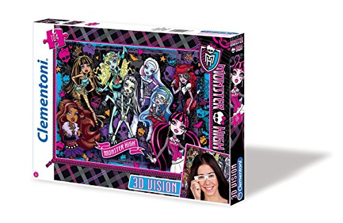 Clementoni-134038-Puzzle-Monster-High