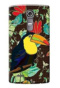 LG G4 Hard Case Kanvas Cases Premium Quality Designer 3D Printed Lightweight Slim Matte Finish Back Cover for LG G4