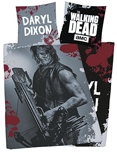 The Walking Dead Daryl Dixon Copripiumino multicolore