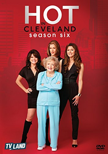 Hot in Cleveland: Season Six [DVD] [Import]