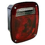 Blazer B99SW Red universal heavy duty Stop/Tail/Turn Light-1 each