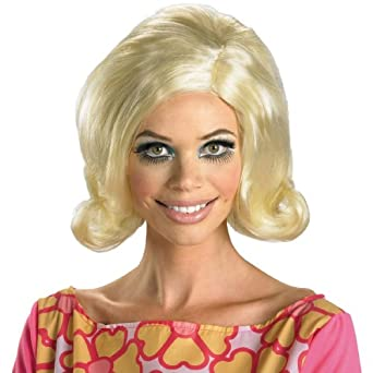 Disguise Inc Unisex Adult Barbie Flip Wig Adult