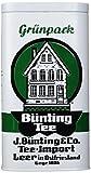 Bünting Tee Grünpack Nostalgiedose, 1er Pack (1 x 500 g)