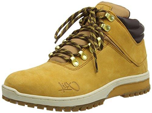 K1X - K1X H1Ke Territory Superior Mk3, Alte Scarpe Da Ginnastica da uomo, beige (barley / dark brown), 40