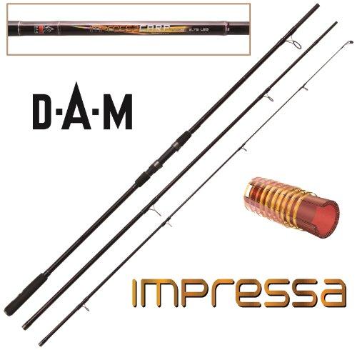 DAM Impressa Carp - Karpfenrute