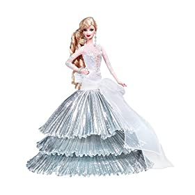 2008 Holiday Barbie Doll