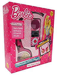 Barbie MP3 Player & Headphone