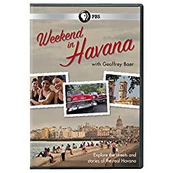 Weekend in Havana DVD