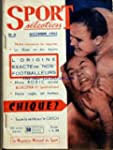 SPORT SELECTION [No 8] du 01/12/1952...