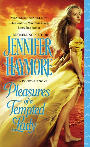 Image for Pleasures of a Tempted Lady (A Donovan Novel)