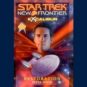 Star Trek, New Frontier Audiobook