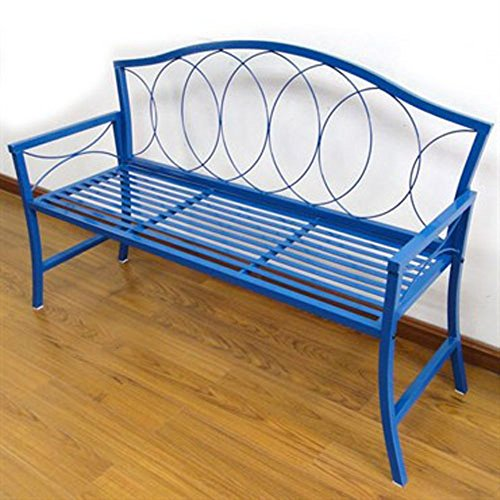 Austram 22012225 Splash Bench, Cobalt Blue