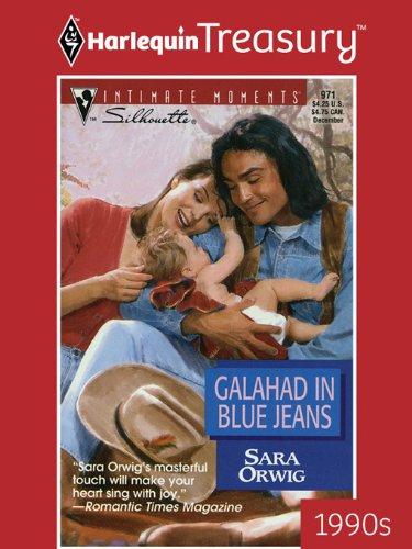 Galahad in Blue Jeans (Harlequin Romantic Suspense)