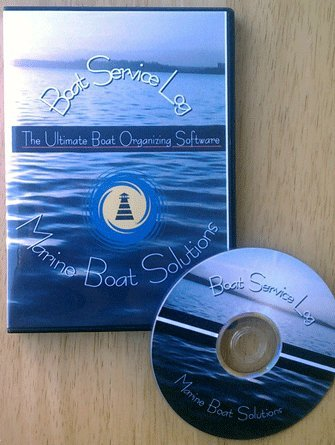 Boat Service Log - Boat Service Log is a comprehensive organizing system for all your boat's important data such as registrations, renewals, equipment inventory, maintenance schedules and spare parts on board. Store/retrieve Digital manuals & Pictures.