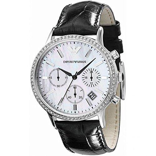 montre chronographe Emporio Armani unisex AR2437 classique cod. AR2437