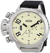 Welder Unisex 3202 K24 Oversize Chronograph Watch