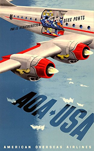american-overseas-airlines-wonderful-a4-glossy-art-print-taken-from-a-rare-vintage-travel-poster