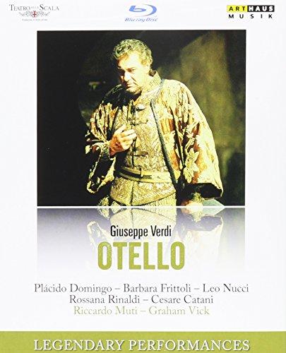 Verdi: Otello (Legendary Performances) [Blu-ray]