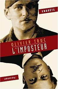 L'imposteur par Olivier Truc