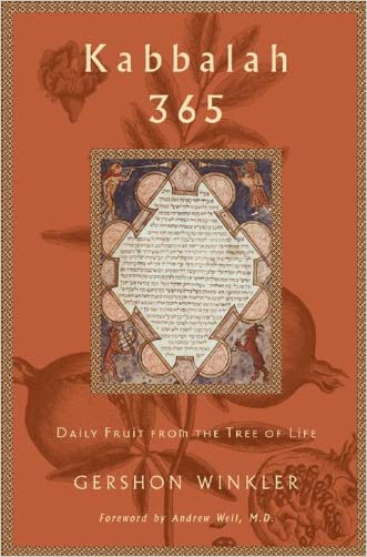 Kabbalah 365: Daily Fruit from the Tree of Life