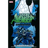 Secret Avengers: Run the Mission, Don&#39;t Get Seen, Save the Worldpar Alex Maleev