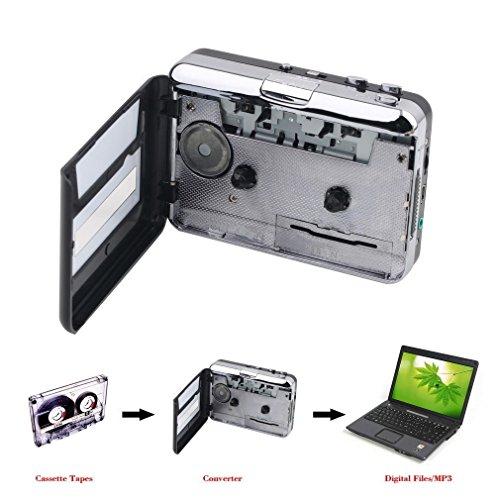 Portable Ruban à cassette CD pour PC USB convertisseur Capture Musique Lecteur Audio Numérique