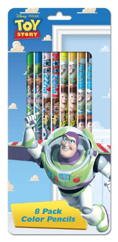 Toy Story 8 pack color pencils (10333A)