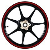 51Ht6QrB%2BUL. SL160  16 to 19 inch Motorcycle, Scooter, Car &amp; Truck Wheel Rim Stripes