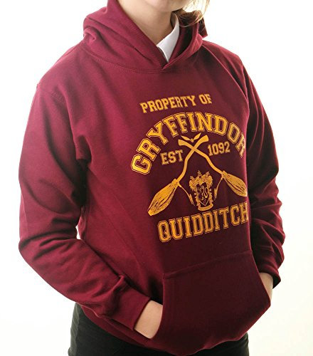 team-gryffindor-hoodie-inspired-by-harry-potter-quidditch-new-kids-sizes-9-11-years