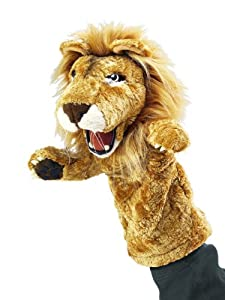 Folkmanis Lion Stage Puppet by Folkmanis Puppets