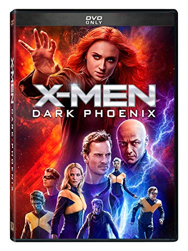 DVD : X-men: Dark Phoenix
