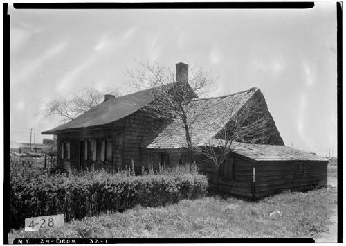 Photo: Peter Wyckoff House,5902 Canarsie Lane,Brooklyn,Kings County,NY