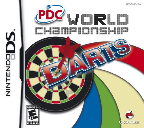 PDC World Championship Darts - Nintendo DS - 1
